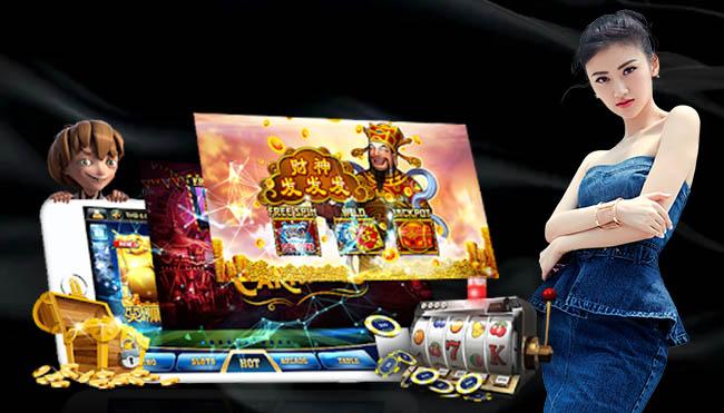 Nikmati Permainan Slot dengan Berbagai Bonus